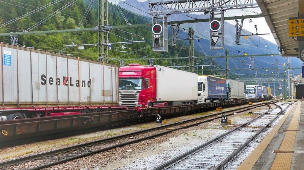 Интермодальные грузовые перевозки