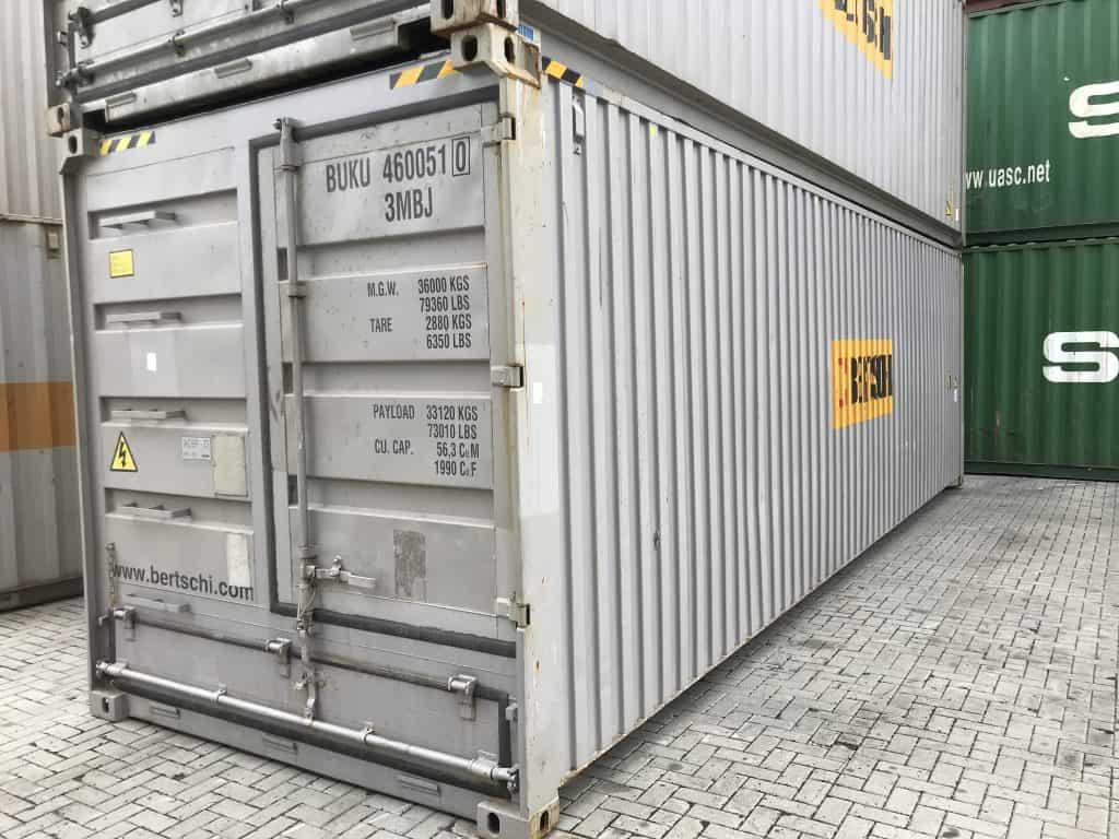 30'BC (birių krovinių konteineris)