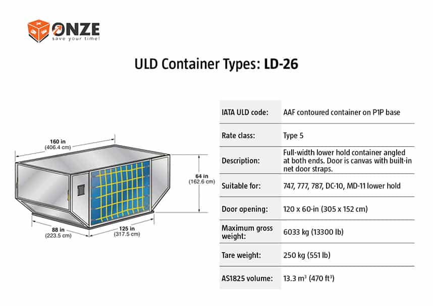 LD26 container