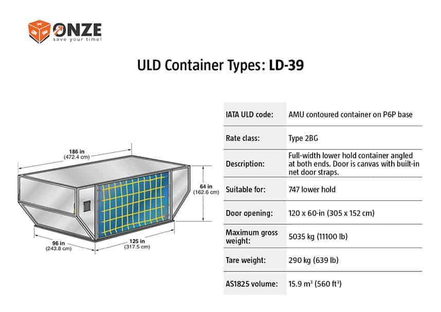 LD 39 konteineris