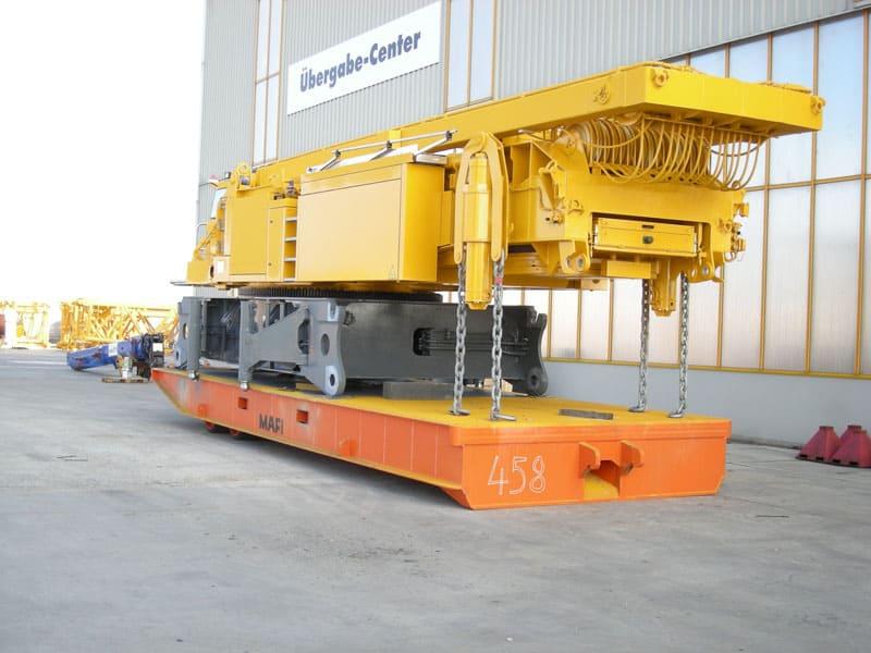 RO-RO cargo transportation