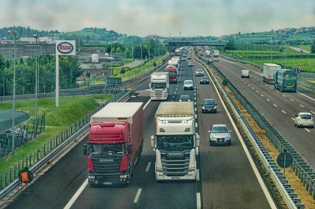 Dalinių krovinių pervežimas LTL